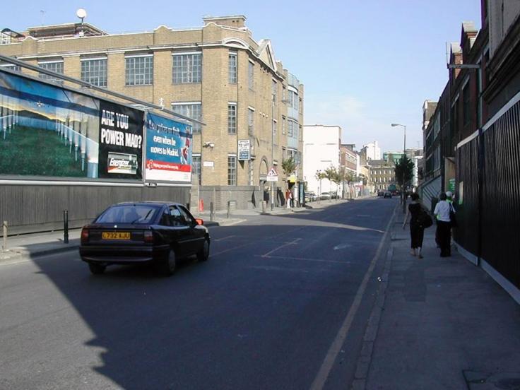 Wharfdale Road 2002