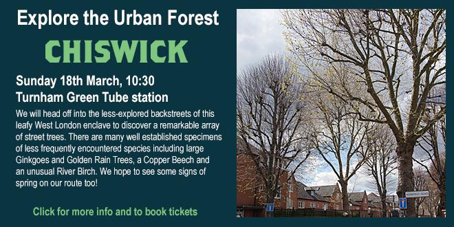 Chiswick walk
